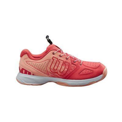 کفش تنیس بچگانه ویلسون مدل Kaos QL