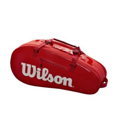 خرید ساک و کیف تنیس ویلسون مدل Super Tour 2 Compartment Small