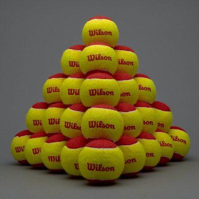 توپ تنیس ویلسون 36 عددی مدل Starter Red Ball
