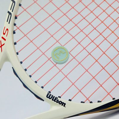 ضربه گیر راگت تنیس