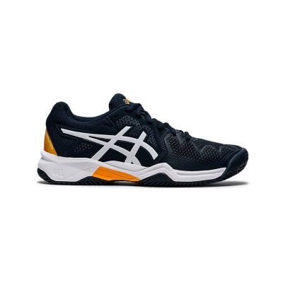 کفش تنیس زنانه اسیکس مدل GEL-Resolution 8 GS Blue