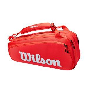 ساک تنیس ویلسون مدل Super Tour 6 Pack