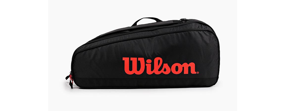 خرید کیف تنیس ویلسون Tour 6 Pack