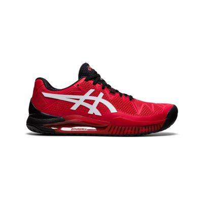 کفش تنیس مردانه اسیکس مدل GEL-Resolution 8 Red/White