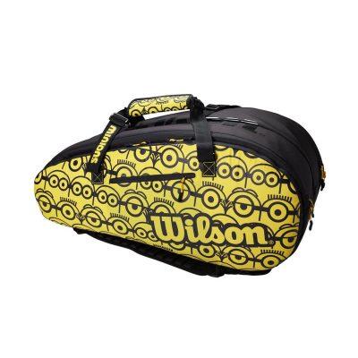 ساک تنیس ویلسون مدل Minions Tour 12 Pack