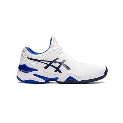 کفش تنیس زنانه اسیکس مدل Court FF 2 White/Lapis