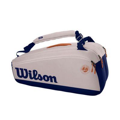 ساک تنیس ویلسون Roland Garros Premium 9 Pack